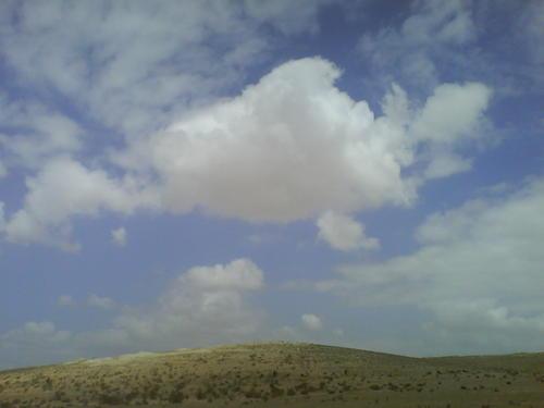 cloudy nice day
